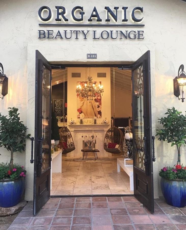 Organic Beauty Lounge 1