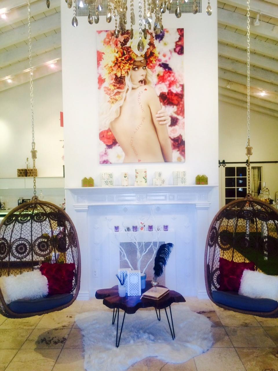 Organic Beauty Lounge 3